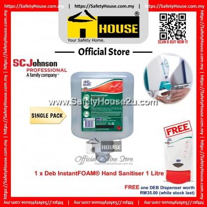 Deb InstantFOAM® Hand Sanitiser 1000ML